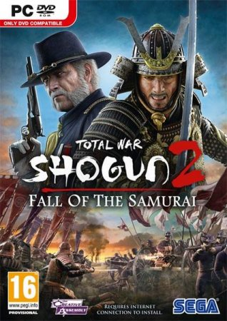 Total War Shogun 2 Fall of the Samurai. Новое дополнение от SEGA