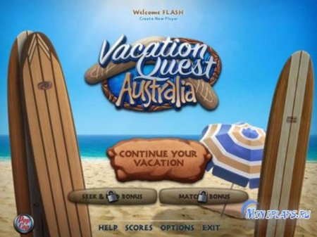 Vacation Quest 2 Australia