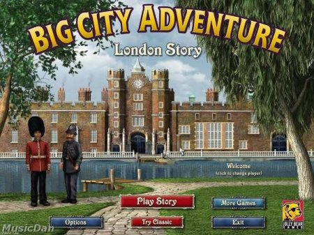 Big City Adventure. London Story
