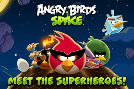 Angry Birds. Space Premium