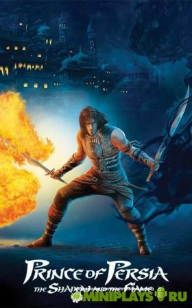 Prince of Persia. The Shadow and the Flame