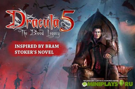 Dracula 5. The Blood Legacy HD
