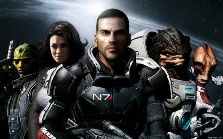 Новая версия игры Mass Effect 3, бета-версия