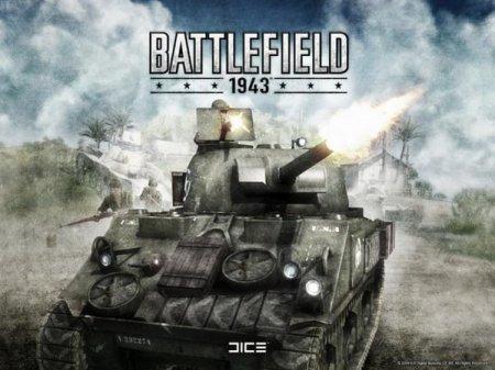 Бесплатный Battlefield 1943