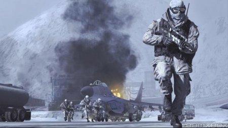 Call of Duty Modern Warfare на первом месте по продажам
