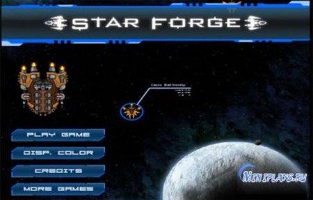 Флеш онлайн - Космическая леталка