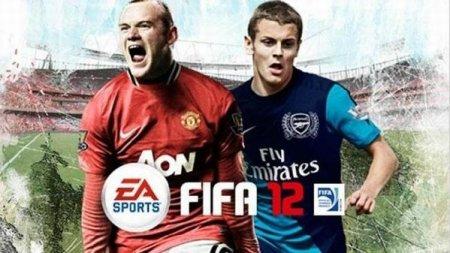 FIFA 12 Занимает первое место в Англии по продажам!