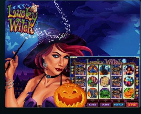 Разбогатейте, играя в онлайн казино за игровым автоматом – Счастливая ведьма