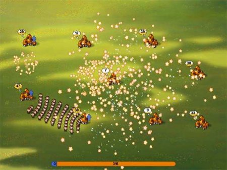 Война грибов