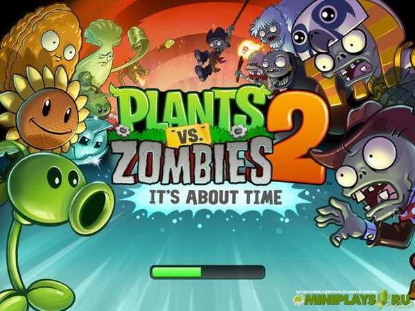 plants vs zombies скачать бесплатно полную версию на русском