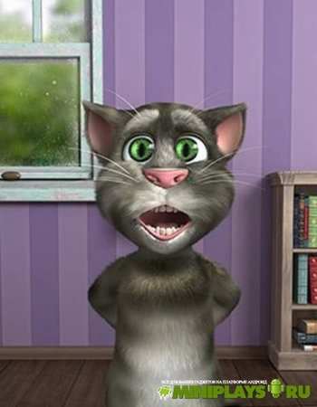 Говорящий кот Том 2 + Мод