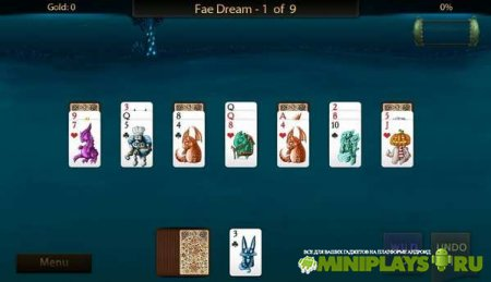 Faerie Solitaire HD Full