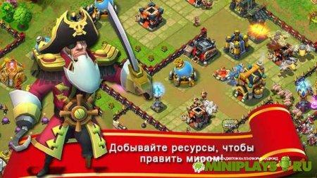 Битва Замков. Castle Clash