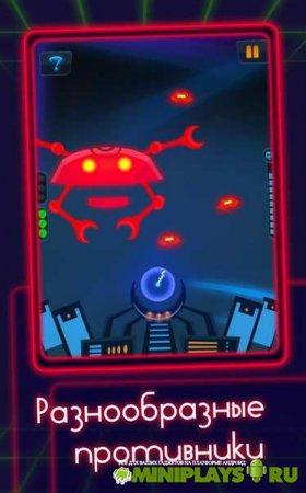 Марс Атакует. Neon Commander