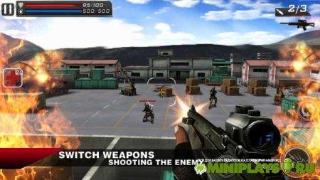 Death Shooter 3D