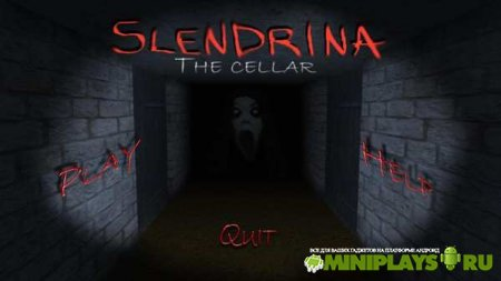Slendrina. The Cellar