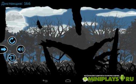Fatty Bat. Cave Runner