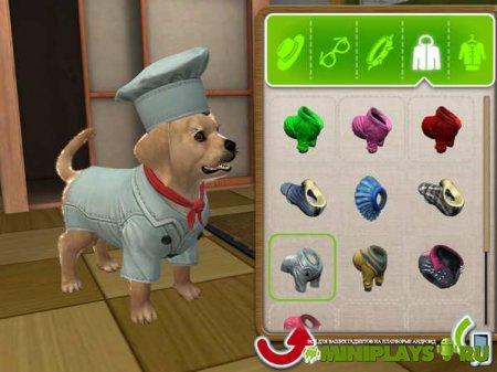 PS Vita Pets. Твой щенок