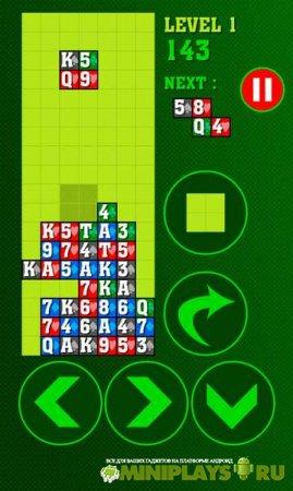 Poker Tetris