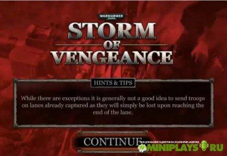 WH40k. Storm of Vengeance