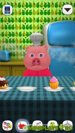 Моя Говорящая Свинка