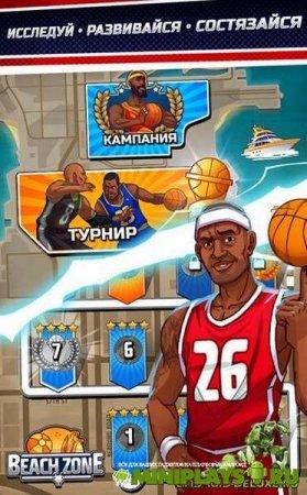 Баскетбол. Битва звезд