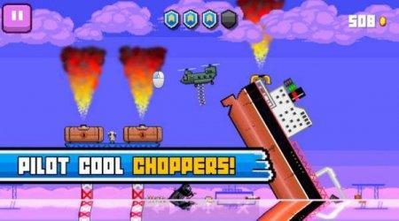 Обзор игры Choppa