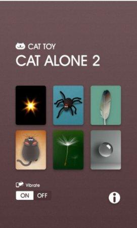 Обзор игры CAT ALONE 2 - Cat Toy