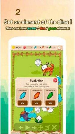 Обзор игры Slime Evolution на андроид v.3.2