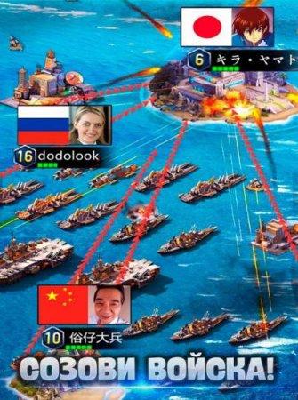 Обзор игры Мир Военных Кораблей на андроид v.1.4.2