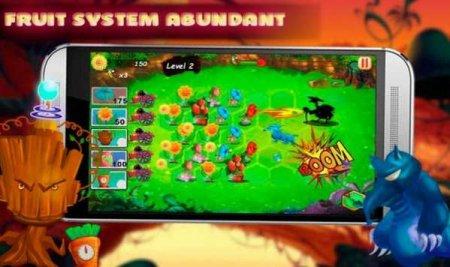 Обзор игры Special Angry Plants на андроид v.4.0