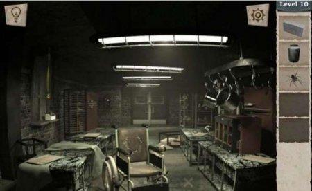 Обзор игры Horror Escape на андроид v.1.1