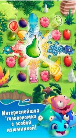 Обзор игры Fruit Nibblers на андроид v.1.22.6