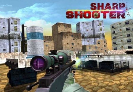 Обзор игры Sharp Shooter Game : FREE Shooting Games на андроид v.1