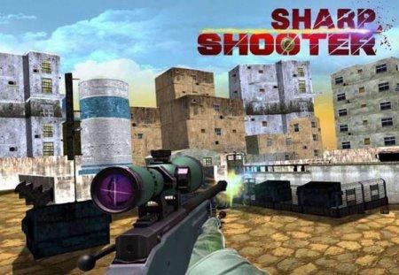 Обзор игры Sharp Shooter Game : FREE Shooting Games на андроид v.1