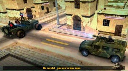Обзор игры Assault Force Shooter на андроид v.1