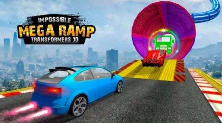 Transformers Car Ramp Drive 3D на андроид v.1