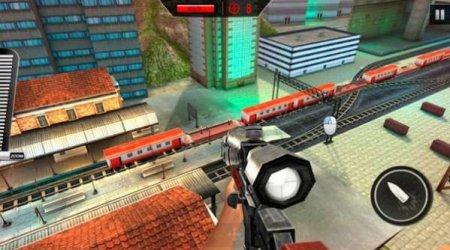 Обзор игры Снайпер 3D: Поезд Стрельба на андроид v.1.9