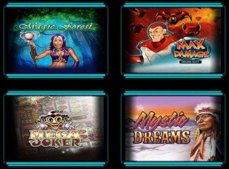 Преимущества новых игровых аппаратов казино 777