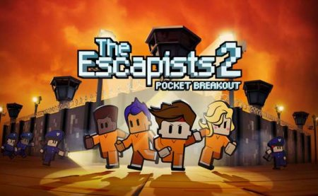 Обзор игры The Escapists 2: Pocket Breakout