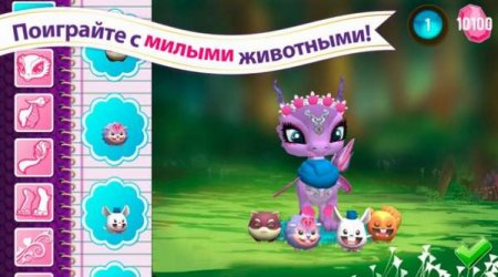 Обзор игры Ever After High: Baby Dragons