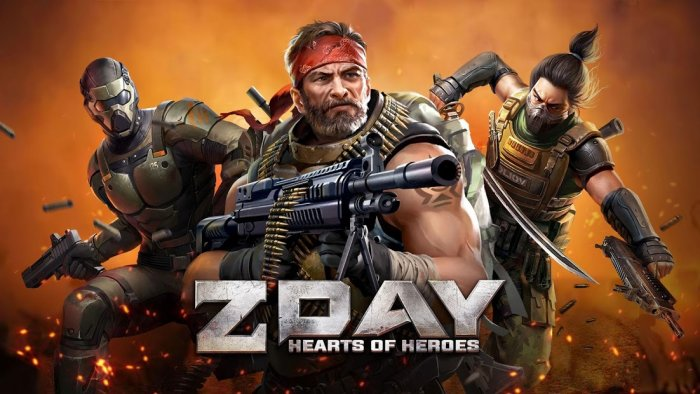 Z Day: Hearts of Heroes